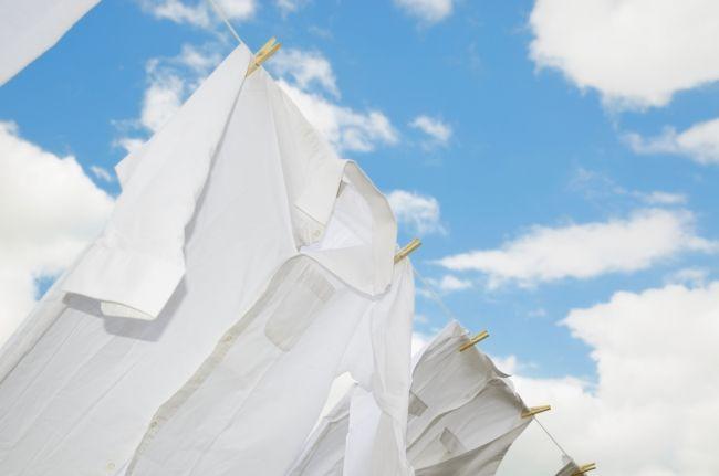 Как отбелить белые вещи - Портал «Домашний»