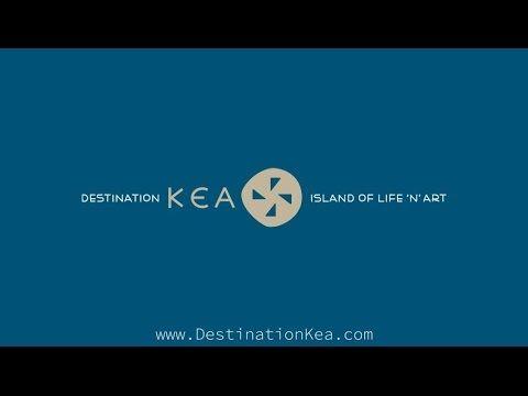 Destination Kea Cyclades, Greece