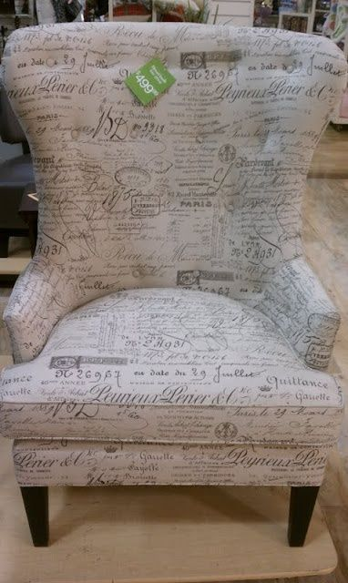 I WANT THIS!! Victoria Grayson's chair from TV show Revenge | followpics.co