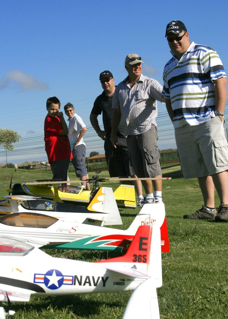 Model flying and model flying classes are a favourite pastime on Saturday mornings. For more information visit www.midrand-estates.co.za