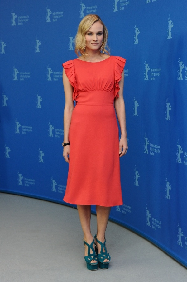 The Best Look of The Week February: Diane Kruger in Berlin