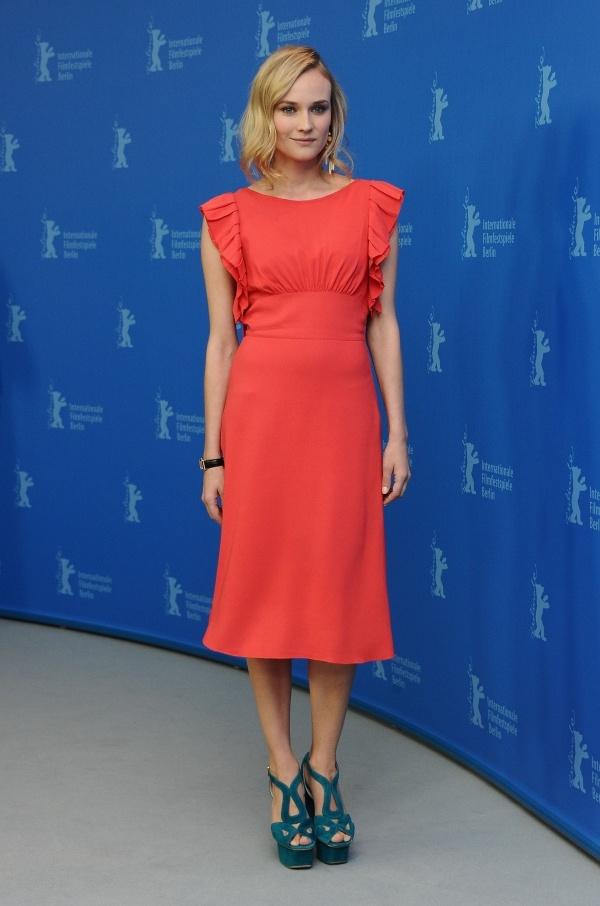 The Best Look of The Week February: Diane Kruger in Berlin