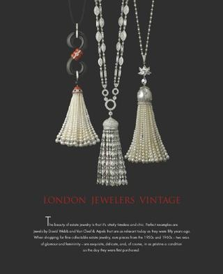 London Jewelers Vintage and Estate Jewelry!