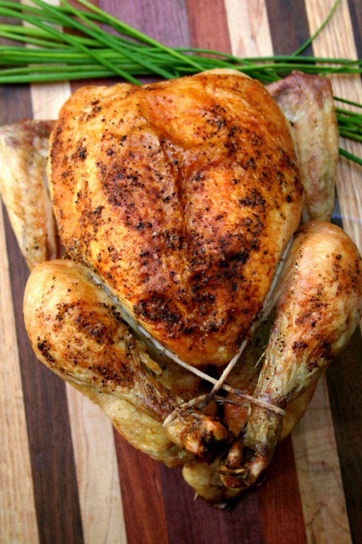 ... Perfect Roast Chicken on Pinterest | Roasted Chicken, Chicken