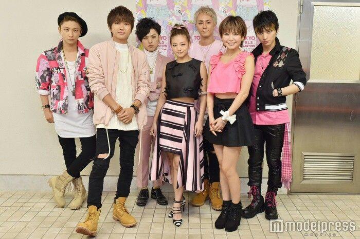 AAA #tokyogirls