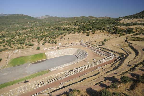 GREECE CHANNEL | Ancient Messene