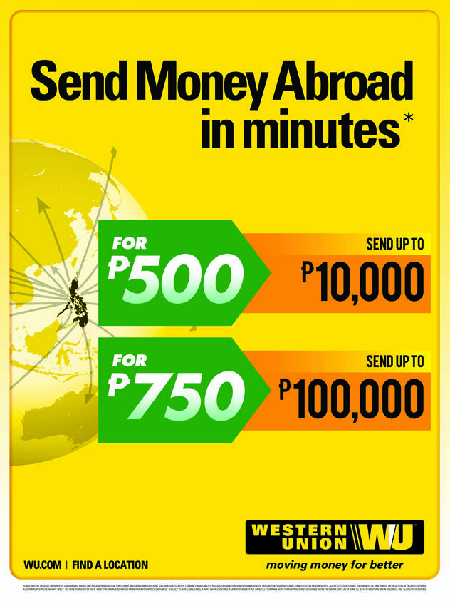 How To Send Money Using Western Union Online