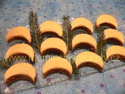 Ořechovo-žloutkové cukroví
