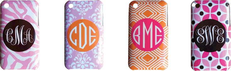 Clairebella Custom Cell Phone Cases from Posh Little Shop