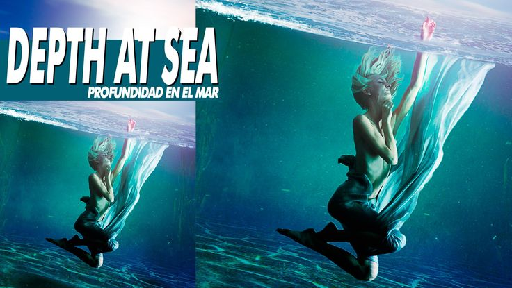 "Tutorial Photoshop: ""Depth at sea"""
