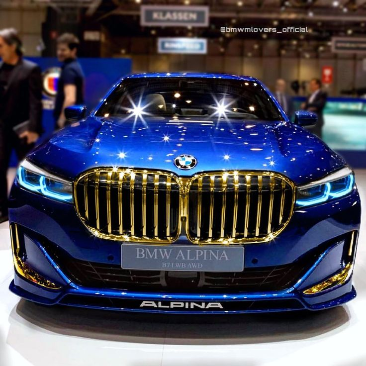 Click on the picture for more !! BMW Alpina B7😍💙Like❤️  Follow @bmwmlovers_official  By: @bmwmlovers_official  @bmwmlovers_official  #bmwpow...
