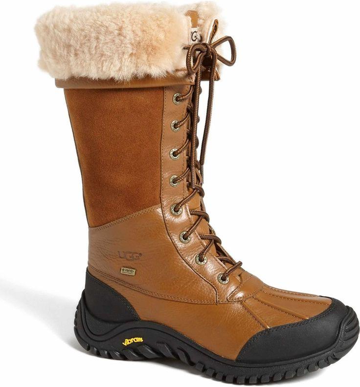 Main Image - UGG® Adirondack Tall Boot (Women)
