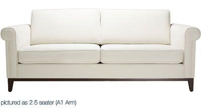 Blake sofa by David Shaw