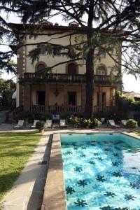 Park Palace Hotel, Florence, Italia