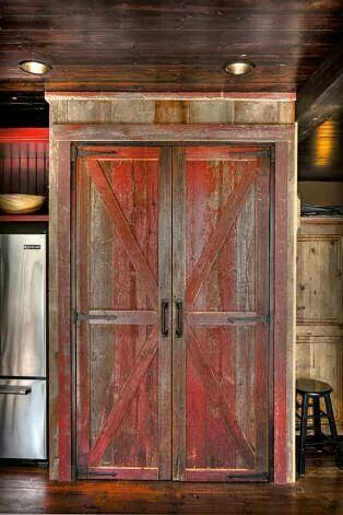 103 Best Images About Interior Barn Doors On Pinterest