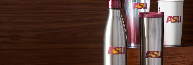 Sun Devils show your pride with a Starbucks cup in hand. Arizona State University + Starbucks. Shop now.