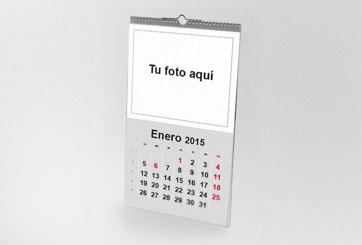 Plantilla Indesign gratuita de calendario de pared 2015, libre descarga. ¡Bájate todas nuestras plantillas gratuitas!