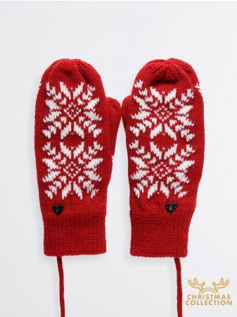 SINSAY - Rękawiczki z jednym palcem