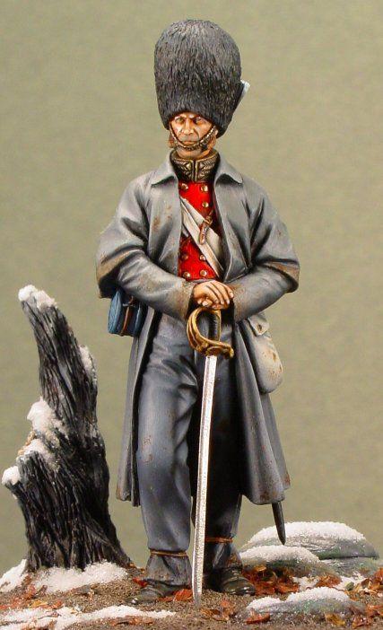 Grenadier Guard Officer at Inkerman by Bob Sarnowski