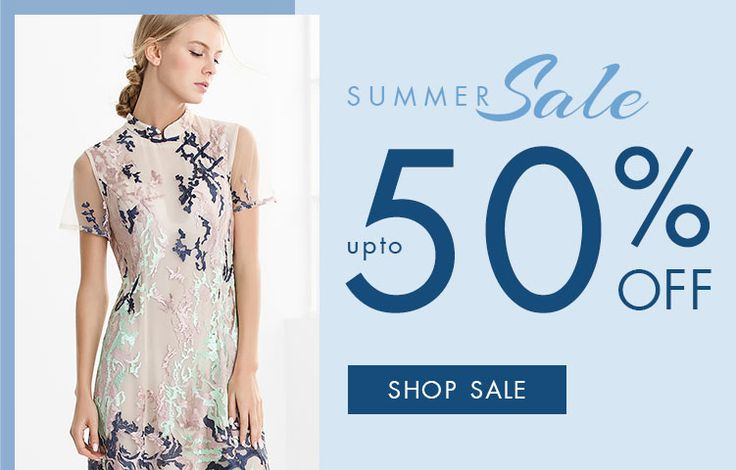 Summer Trendy Sale: Dresses, Tops, Bottoms & More - Save Up To 50% Off