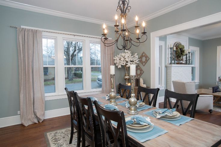 Pin By Hgtv On Shows Experts Dining Room Colors Home Fixer Upper