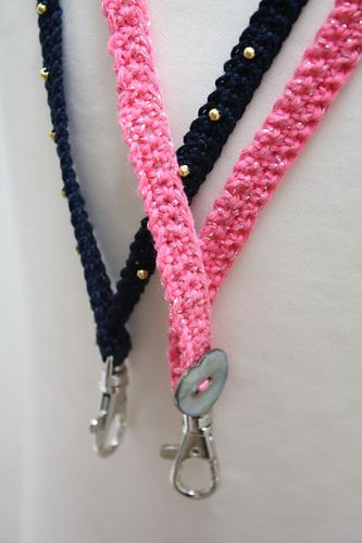 Why not make your own stylish lanyard