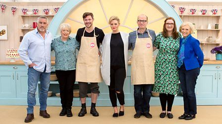 4. The Great Sport Relief Bake Off