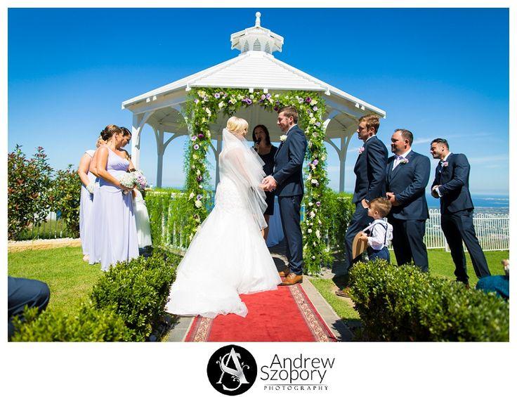 Panorama House wedding Bulli