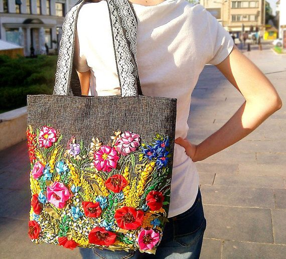 Diaper bag/ Messenger bag/Canvas tote/shoulder bag/ Fabric purse/floral tote… with <3 from JDzigner www.jdzigner.com