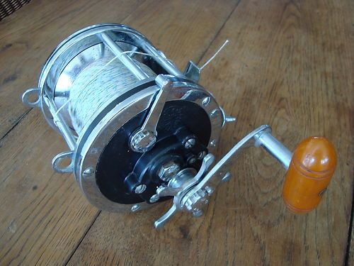 155 best vintage reels images on pinterest fishing gone for Penn deep sea fishing reels