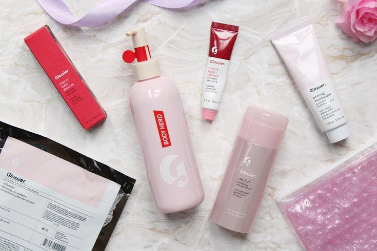 Glossier, Haul, New, New Product, Solution, Balm Dotcom, Body Hero, Hannah Heartss, UK Beauty Blog, Makeup, Skincare,