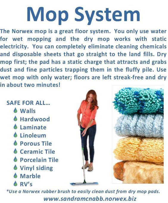 Norwex Mop System- mop months are coming up!  www.lorawattelet.norwex.com