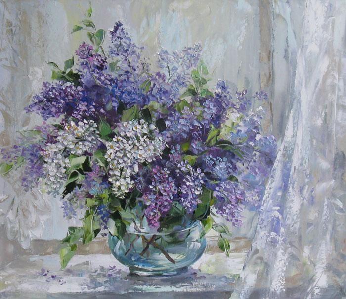 Kravchenko Oksana. Canvas/oil