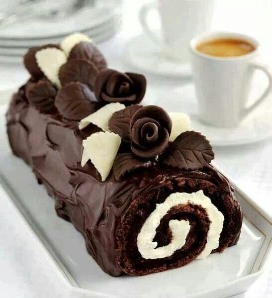 ... chocolate buche de noel martha stewart pistachio chocolate buche de