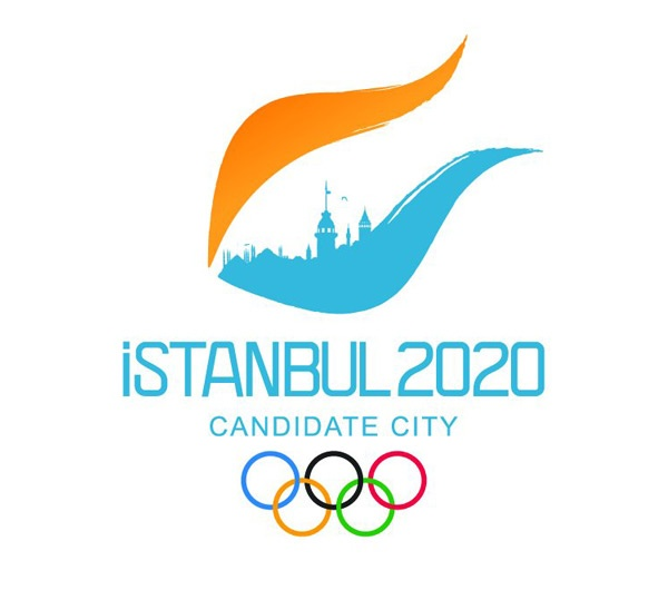 Istanbul 2020 candidate logo for olympics 2020