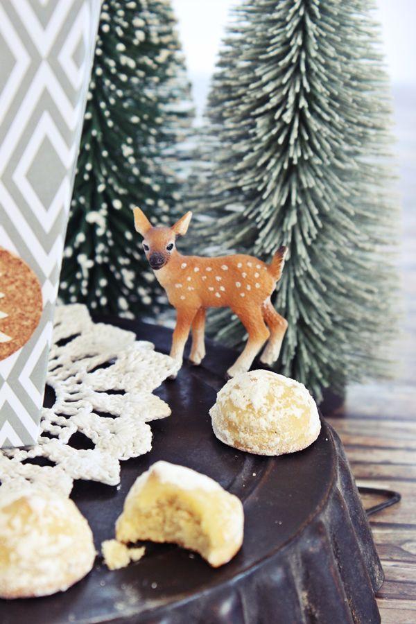 Wart ihr schon fleißig am Weihnachtskekse backen? Diese kleinen Hügel sind nun meine 4 Kekssorte. Klingt nicht gerade, denn ich kenne da...