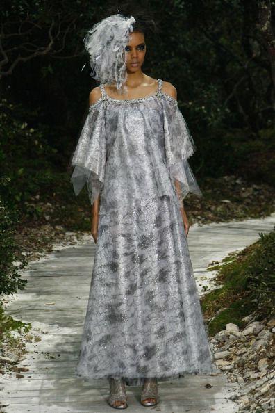 Chanel abito largo
