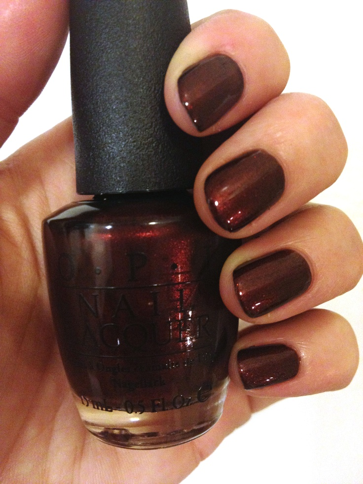 Germany Collection by OPI - German-icure by OPI - have