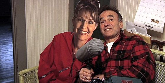 """""""I think it's much better to reveal what it's really like to be doing that film or what you really think or what the humor is."""" -- Nick Broomfield, director of SARAH PALIN: YOU BETCHA, The Bat Segundo Show, #413"""