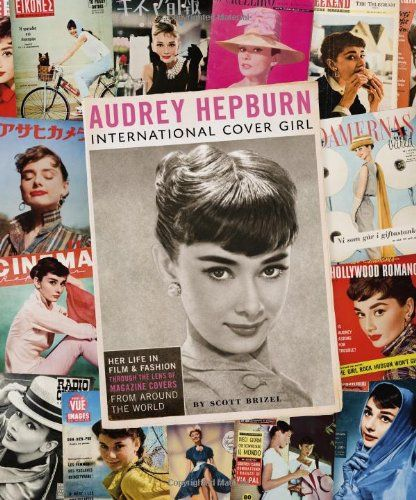 This book collects more than 600 international magazine covers featuring Hepburn. Spanning the course of her life and career and a biographical text accompanies the images.