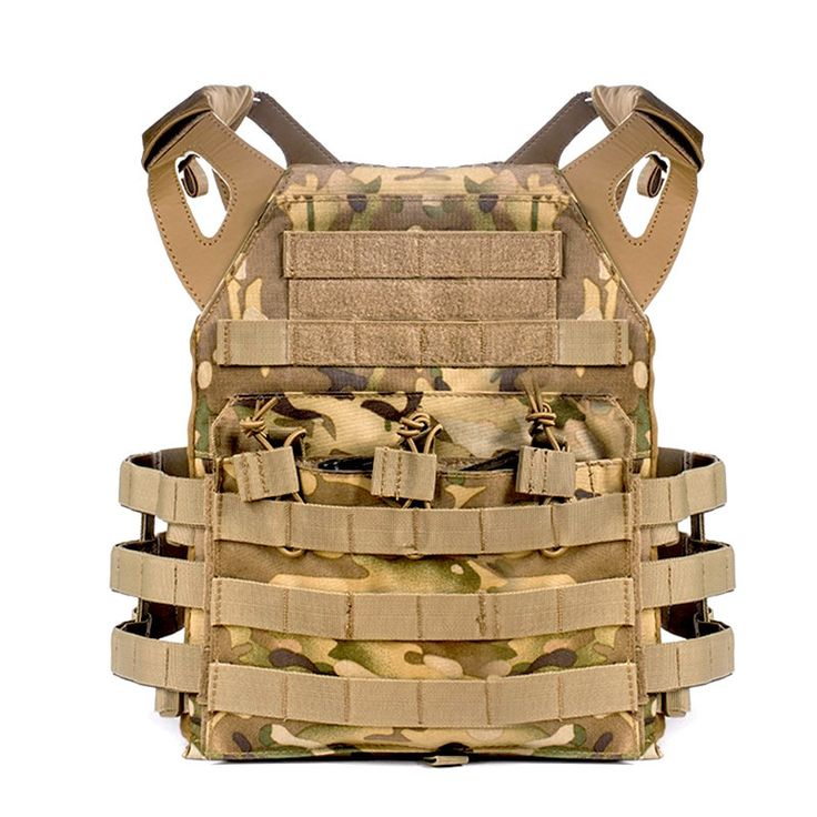 This item ships from our international warehouse and will take 15 - 25 days to get to your door. These vests are designed to be the most lightweight and best-fitting plate carriers you can find. These