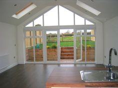 Kitchen Extension - Floor / Roof