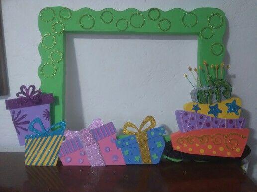 59 mejores im genes sobre marcos para fotos en pinterest fiesta mexicana fiesta de cumplea os - Marcos para fotos decoracion ...