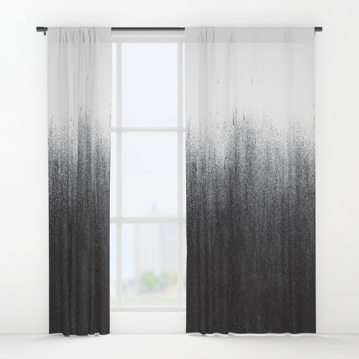 Ombre Curtains Window