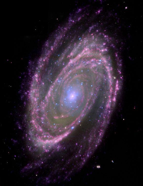 black eye nebula