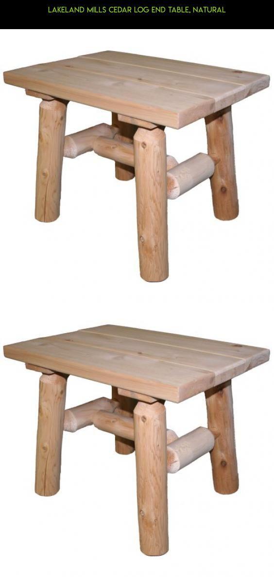 best 25 log end tables ideas on pinterest log table. Black Bedroom Furniture Sets. Home Design Ideas
