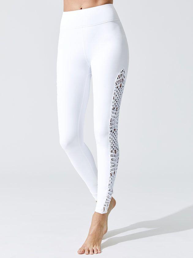 352f715dfe Tanjung Legging in 2019   leggings   Leggings, White leggings, Black