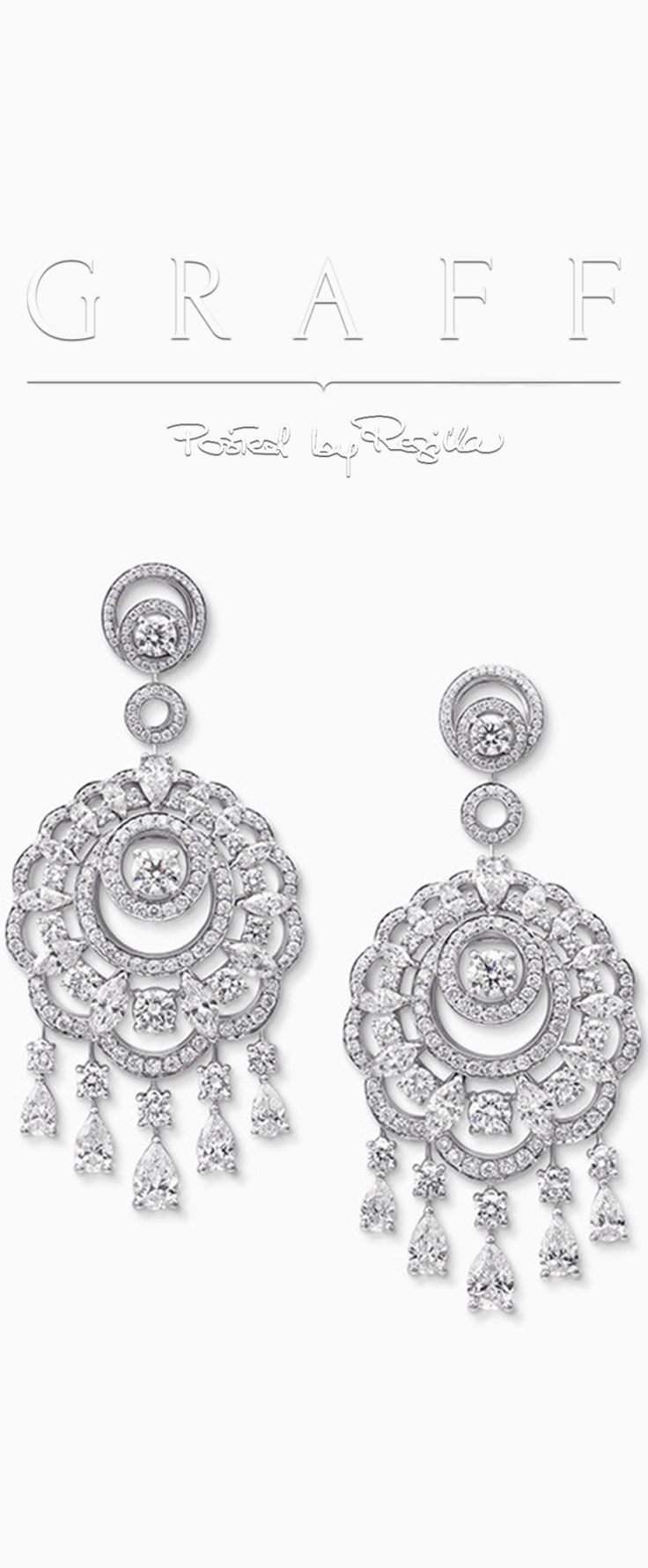 jewelry diamond graff dangle earrings york new jewelers