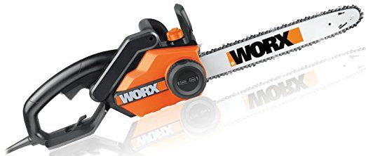 WORX WG303.1 best looking electric chainsaw