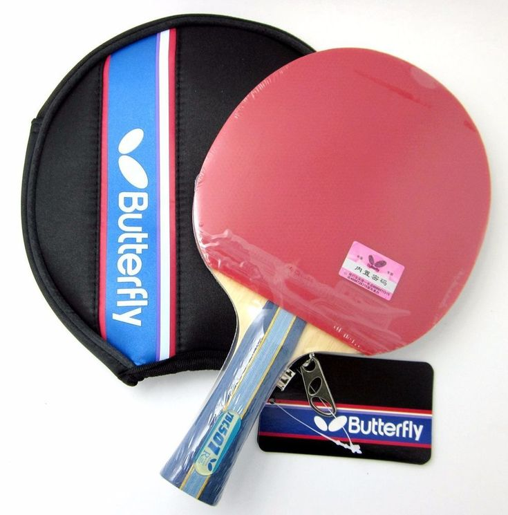 Butterfly TBC501 Table Tennis Ping Pong Racket Paddle Bat Blade Shakehand FL
